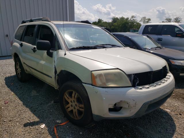 Mitsubishi salvage cars for sale: 2006 Mitsubishi Endeavor L
