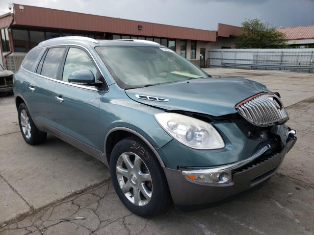 Buick salvage cars for sale: 2009 Buick Enclave CX