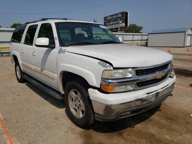 Vehiculos salvage en venta de Copart Wichita, KS: 2005 Chevrolet Suburban K