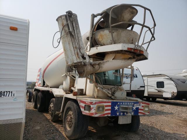 Salvage trucks for sale at Magna, UT auction: 2000 Oshkosh Motor Truck Co. S Series