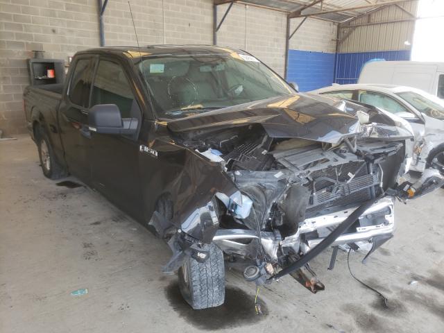 Vehiculos salvage en venta de Copart Cartersville, GA: 2015 Ford F150 Super