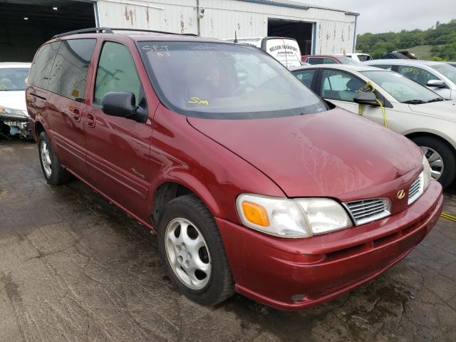 Oldsmobile Silhouette salvage cars for sale: 2001 Oldsmobile Silhouette