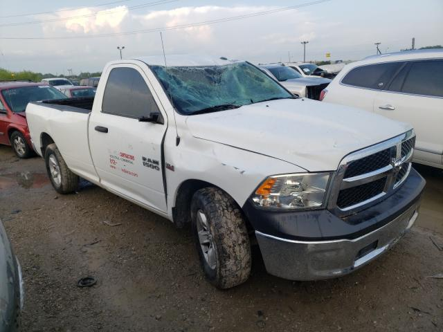 Salvage cars for sale from Copart Indianapolis, IN: 2015 Dodge RAM 1500 ST