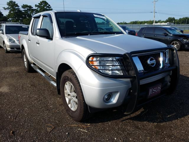 Salvage cars for sale from Copart Newton, AL: 2013 Nissan Frontier S