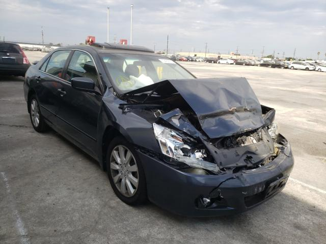 Vehiculos salvage en venta de Copart Sun Valley, CA: 2006 Honda Accord EX