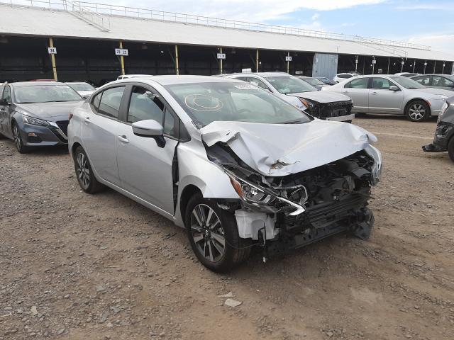 2021 Nissan Versa SV en venta en Phoenix, AZ