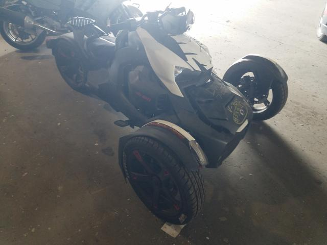 Salvage cars for sale from Copart Woodhaven, MI: 2020 Can-Am Ryker