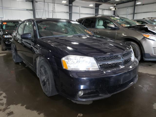 Dodge salvage cars for sale: 2012 Dodge Avenger SX