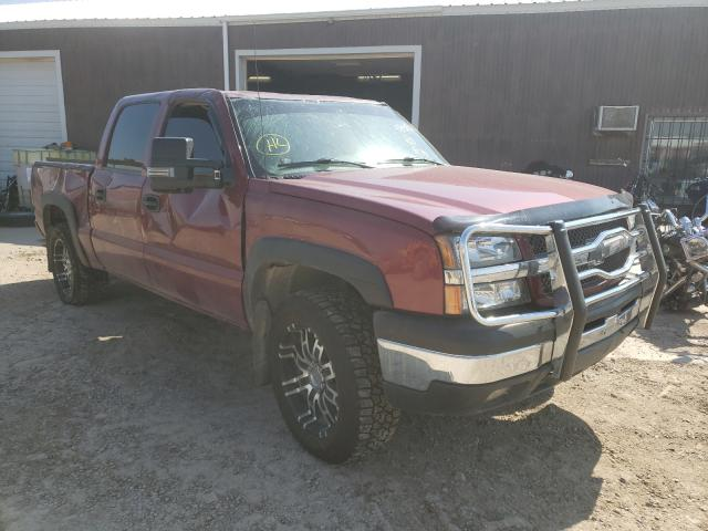 Salvage cars for sale at Billings, MT auction: 2004 Chevrolet Silverado