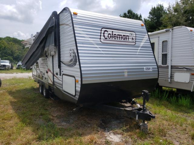 2014 Coleman Travel Trailer for sale in Savannah, GA