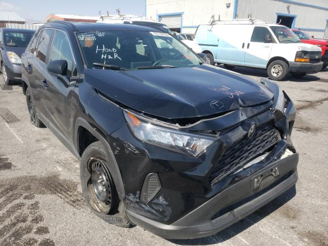 Rental Vehicles for sale at auction: 2020 Toyota Rav4 LE