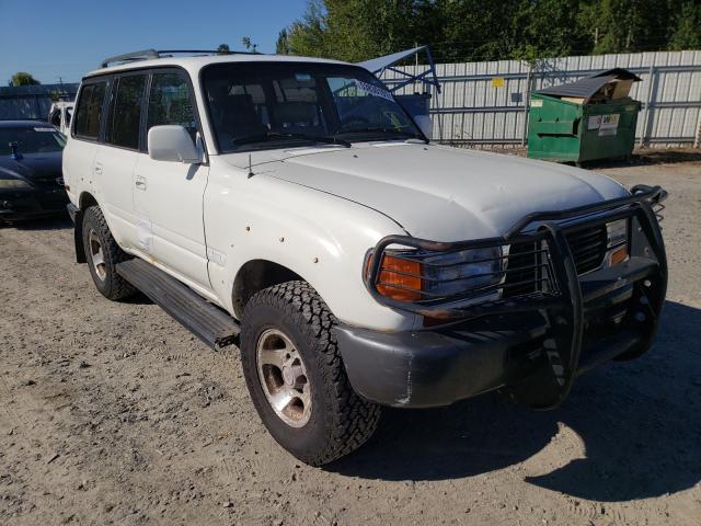 1997 Toyota Land Cruiser en venta en Arlington, WA