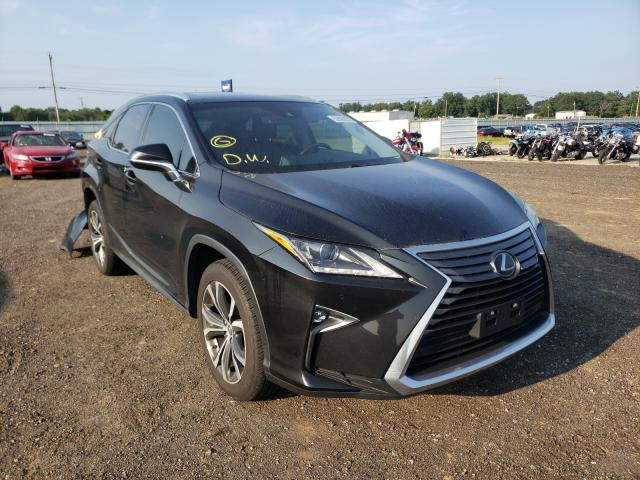 Salvage cars for sale from Copart Newton, AL: 2017 Lexus RX 350 Base