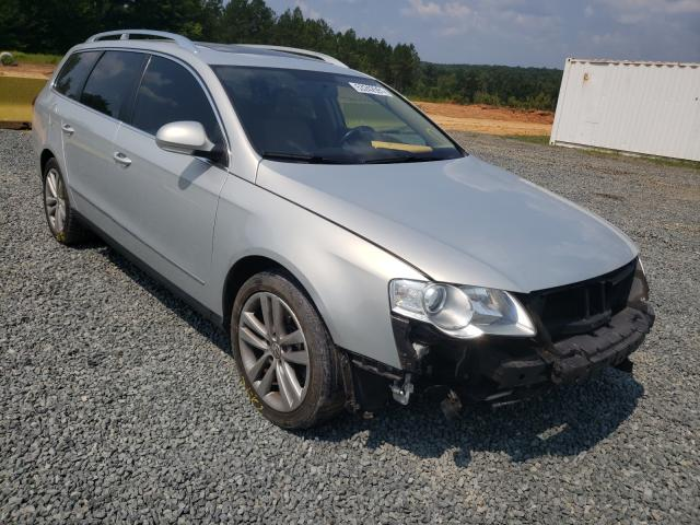 Salvage cars for sale from Copart Concord, NC: 2009 Volkswagen Passat WAG