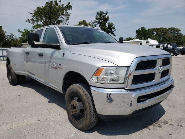 Salvage cars for sale from Copart Rogersville, MO: 2016 Dodge RAM 3500 ST