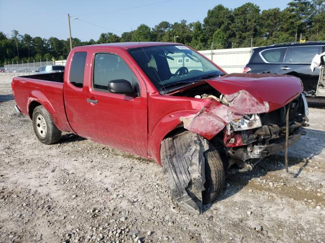 Salvage cars for sale from Copart Ellenwood, GA: 2011 Nissan Frontier S