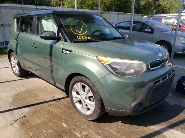KIA Soul salvage cars for sale: 2014 KIA Soul