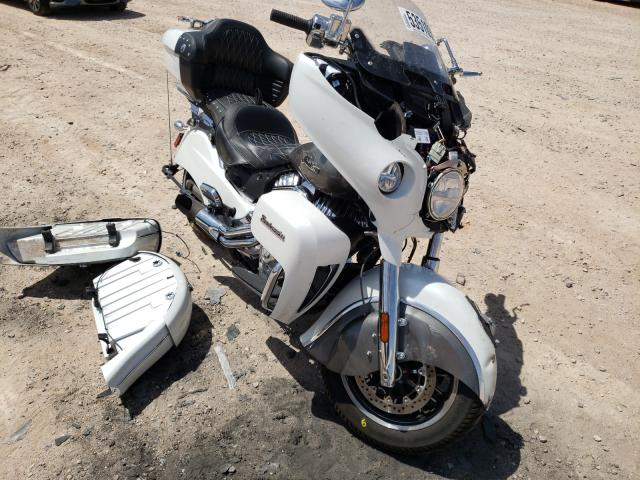 Indian Motorcycle Co. salvage cars for sale: 2020 Indian Motorcycle Co. Roadmaster