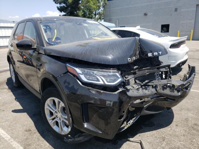 Vehiculos salvage en venta de Copart Rancho Cucamonga, CA: 2020 Land Rover Discovery