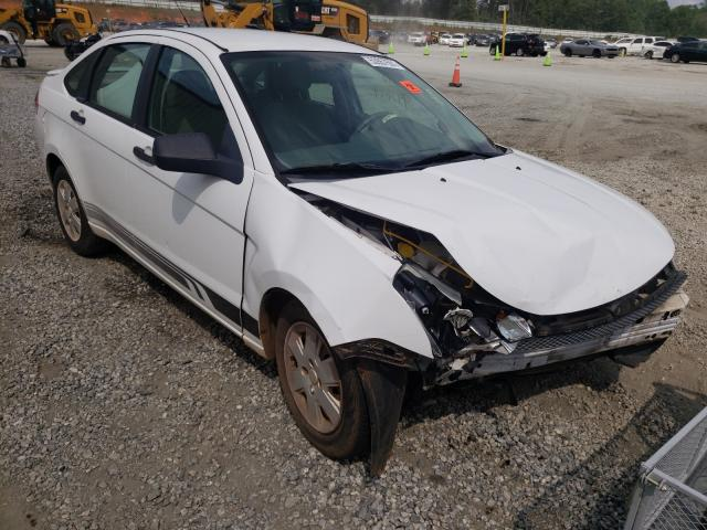 Ford Focus salvage cars for sale: 2008 Ford Focus