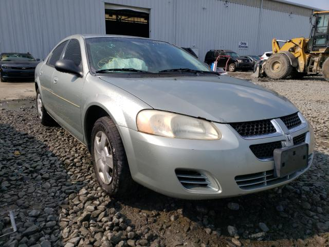 Dodge salvage cars for sale: 2006 Dodge Stratus SX
