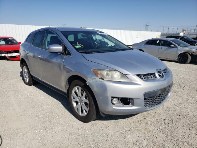 Salvage cars for sale from Copart Adelanto, CA: 2007 Mazda CX-7