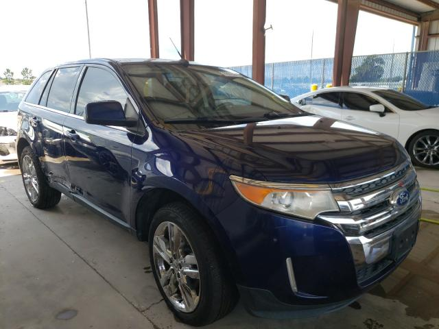 Salvage cars for sale from Copart Riverview, FL: 2011 Ford Edge Limited