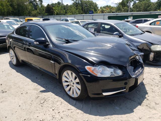 Jaguar Vehiculos salvage en venta: 2009 Jaguar XF Premium