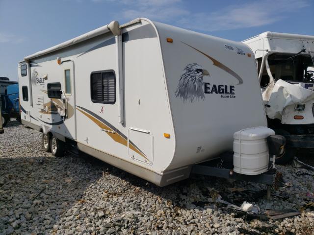 Jayco Eagle Super salvage cars for sale: 2009 Jayco Eagle Super