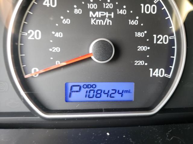 2010 HYUNDAI ELANTRA BL KMHDU4AD7AU927761