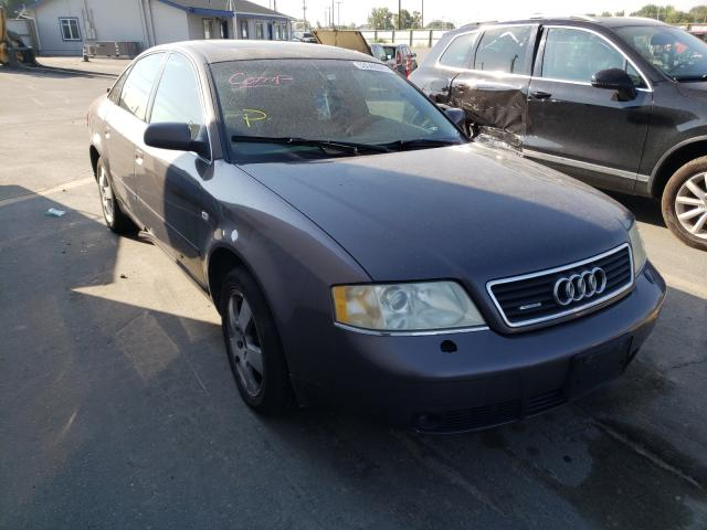Audi salvage cars for sale: 2001 Audi A6 2.7T Quattro