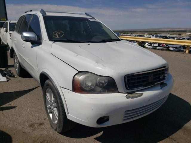 Salvage cars for sale at Albuquerque, NM auction: 2008 Volvo XC90 V8