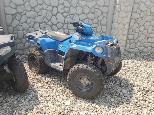 Salvage cars for sale from Copart Farr West, UT: 2019 Polaris Sportsman