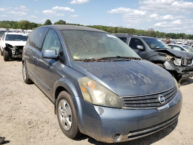 2008 Nissan Quest S for sale in Conway, AR