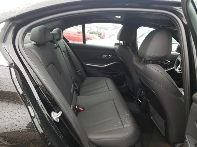 2021 BMW 330XI 3MW5R7J00M8B81953