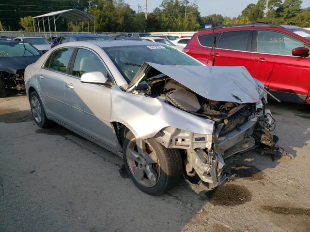 Chevrolet salvage cars for sale: 2010 Chevrolet Malibu 2LT