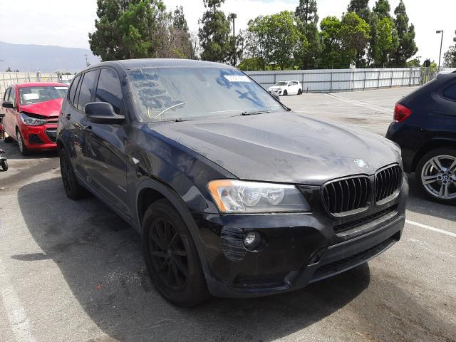Vehiculos salvage en venta de Copart Rancho Cucamonga, CA: 2012 BMW X3 XDRIVE2
