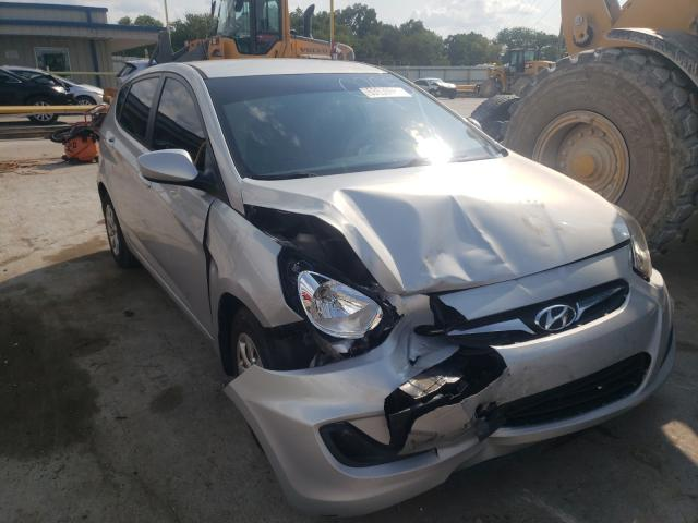 Hyundai Accent salvage cars for sale: 2014 Hyundai Accent