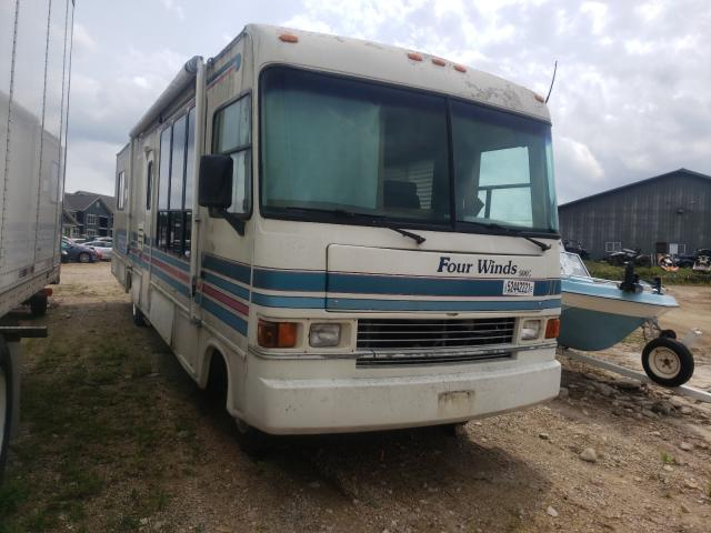 Salvage cars for sale from Copart Madison, WI: 1994 Chevrolet P30