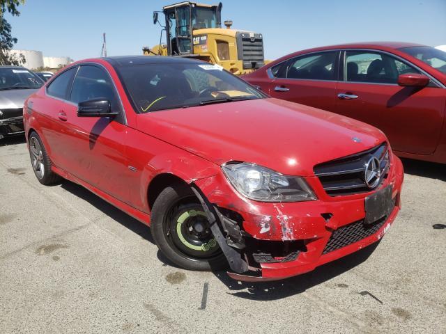 Vehiculos salvage en venta de Copart Martinez, CA: 2013 Mercedes-Benz C 250