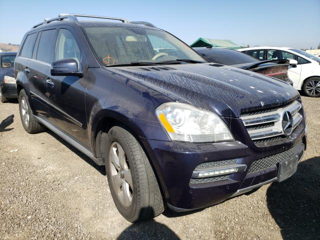 Salvage cars for sale from Copart San Martin, CA: 2012 Mercedes-Benz GL 450 4matic