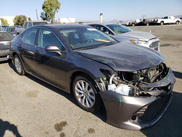 Vehiculos salvage en venta de Copart Martinez, CA: 2018 Toyota Camry L