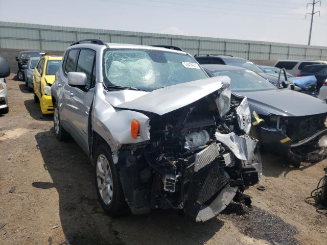 Jeep salvage cars for sale: 2017 Jeep Renegade L