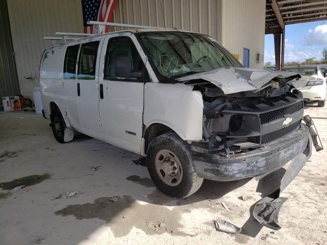 Vehiculos salvage en venta de Copart Homestead, FL: 2006 Chevrolet Express G2