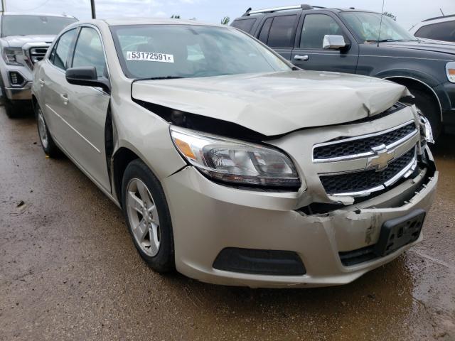 Salvage cars for sale from Copart Pekin, IL: 2013 Chevrolet Malibu LS