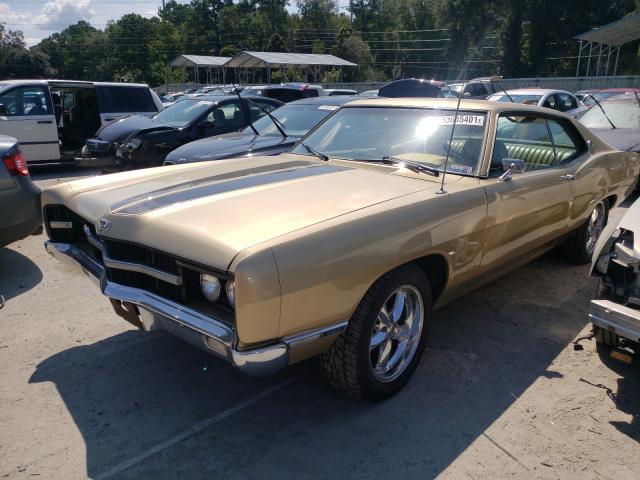 FORD LTD 1969 1