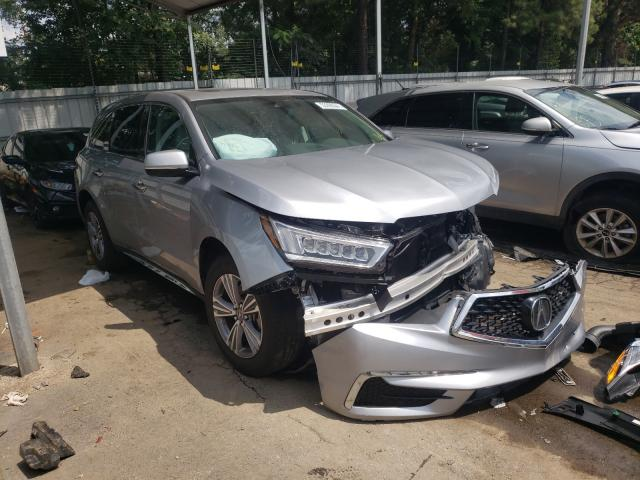 Acura MDX salvage cars for sale: 2020 Acura MDX