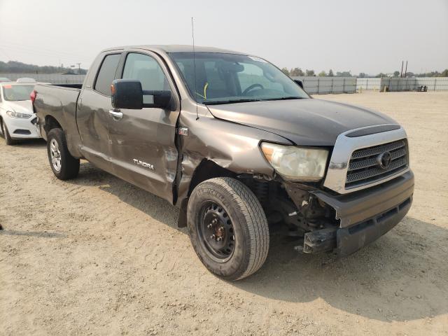 Vehiculos salvage en venta de Copart Anderson, CA: 2007 Toyota Tundra DOU