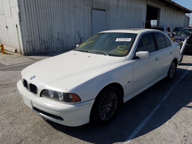 BMW 5 SERIES 2003 1