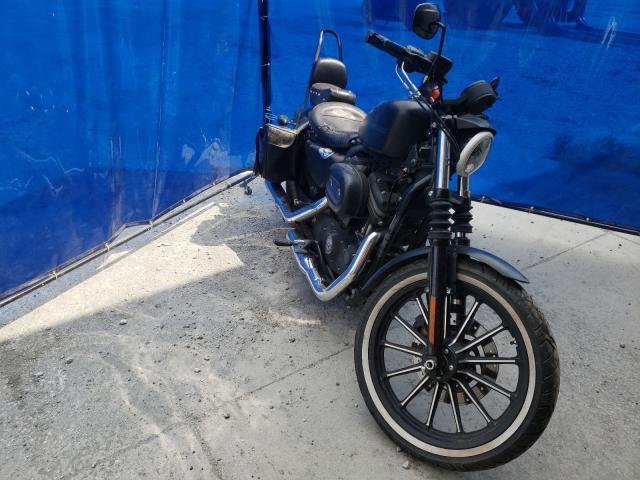 Harley-Davidson XL883 N salvage cars for sale: 2010 Harley-Davidson XL883 N